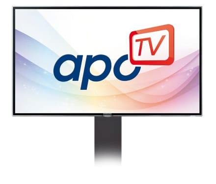 apo TV Screen